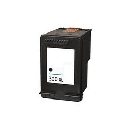 Tinteiro Reciclado HP nº 300 XL Preto (CC641EE)