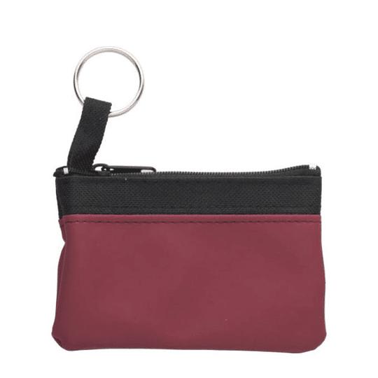 Porta chaves e moedas nylon