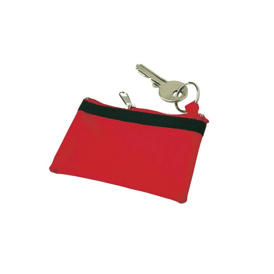 Porta-moedas nylon clorido