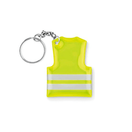 Porta Chaves Colete Refletor