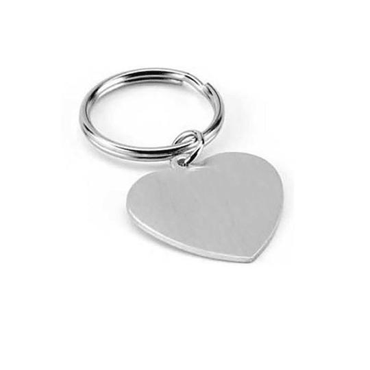 Porta chaves metal HEART