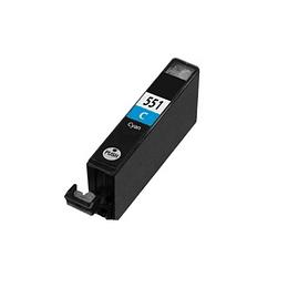 Tinteiro Compatível Canon CLI-551 azul