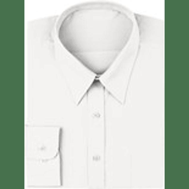 Camisa Dress Shirt Blanca