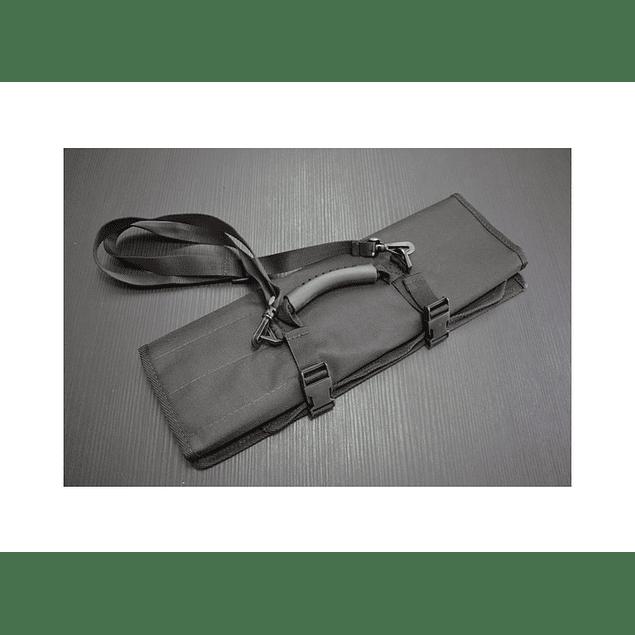 Bolso Porta Cuchillos Negro