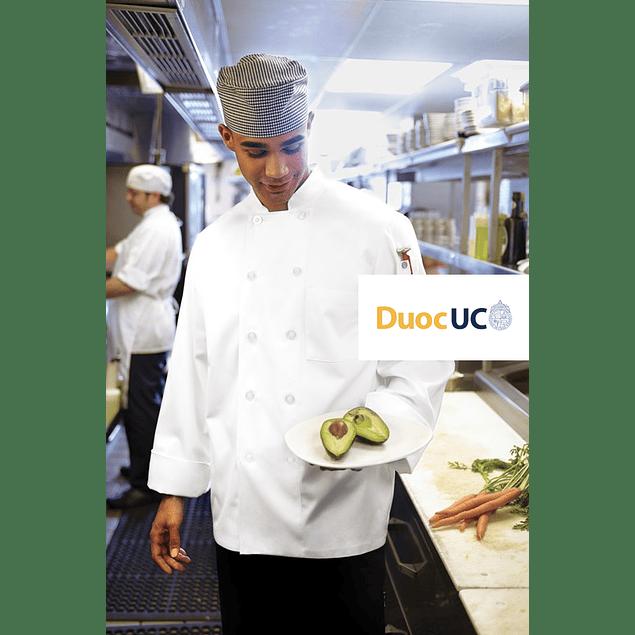 Set Clásico Hombre Duoc UC