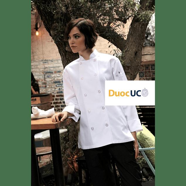Set Clasico Mujer Duoc UC