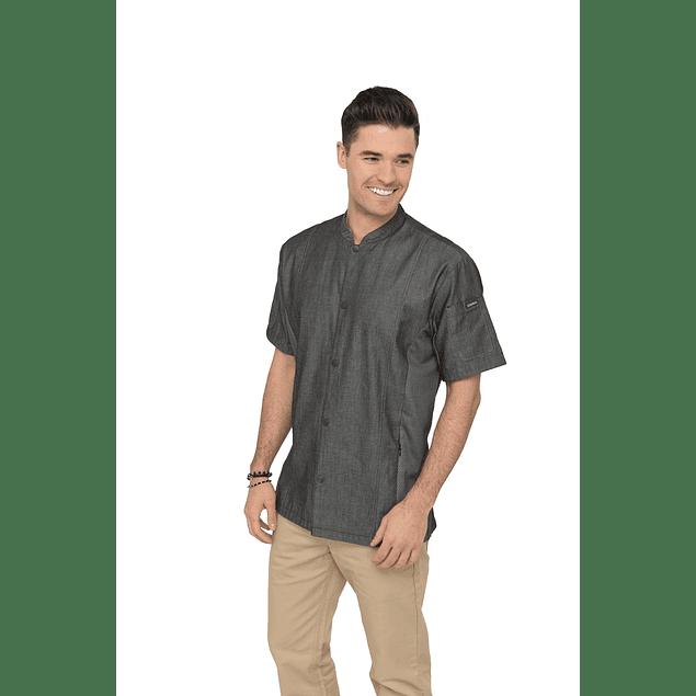 Chaqueta H Jeans Tribeca Negro