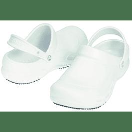 Zueco Crocs Bistro White Blanco