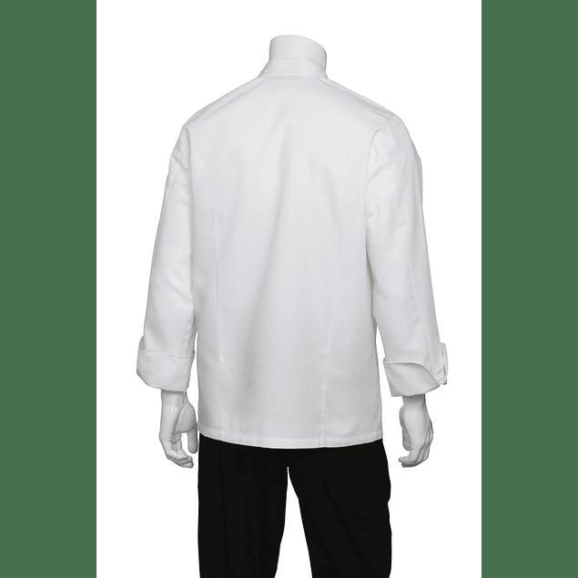 Chaqueta Cambridge Blanco