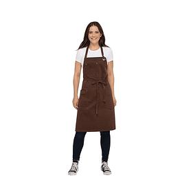 Pechera Urban Bourler Chef Works Abaq054-Rus Rust