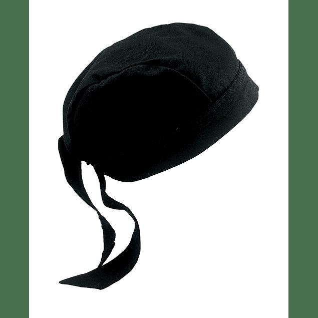 Gorro Bandana Negra Negro