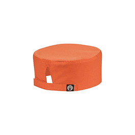 Gorro Beanie Cool Vent Naranjo