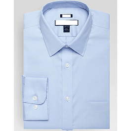Blusa Dress Shirt Light Blue (Celeste)