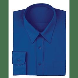 Camisa Dress Shirt Royal Blue (Azul Real)