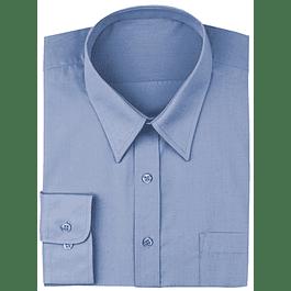 Camisa Dress Shirt French Blue