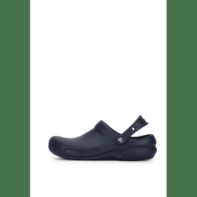 Zueco Crocs Bistro Navy Azul