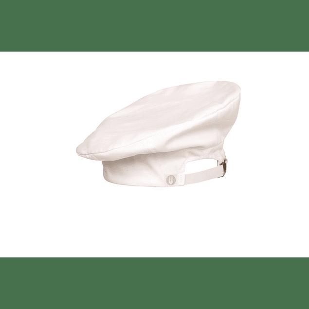 Gorro Toca Blanca Blanco