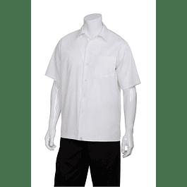 Camisa Cafe Shirt Blanco