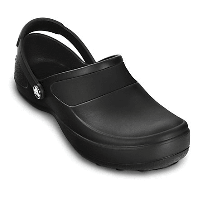Zueco Crocs Mercy Black Negro