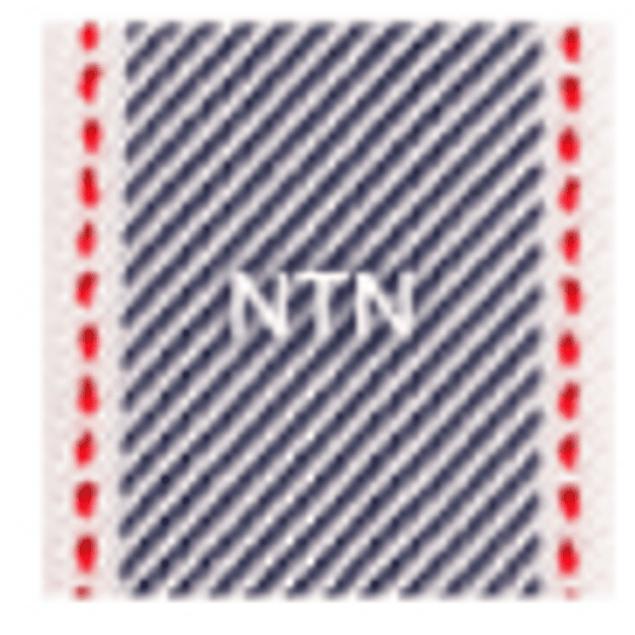 Suspensor Urban Xns02-Ntn-0 Natural/Navy