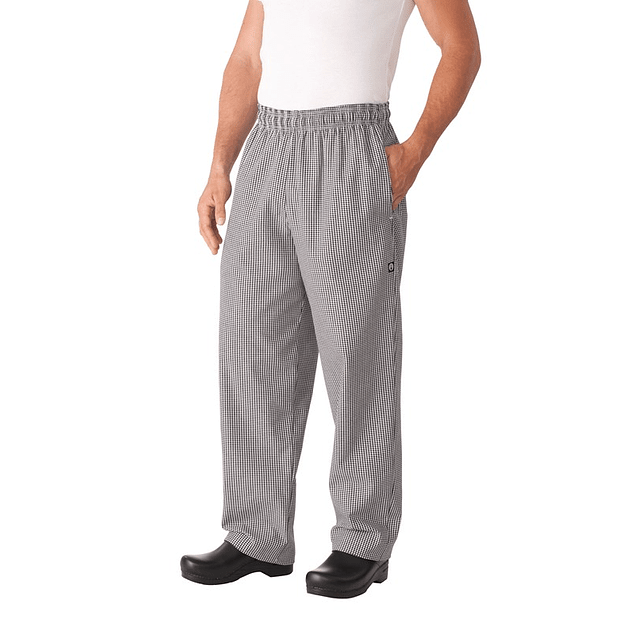 Pantalon Baggy Basic Pie Pool