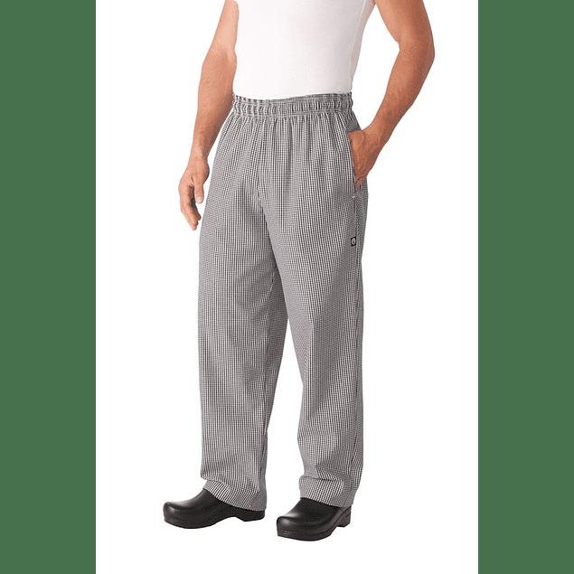 Pantalon Baggy Basic Pie Pool