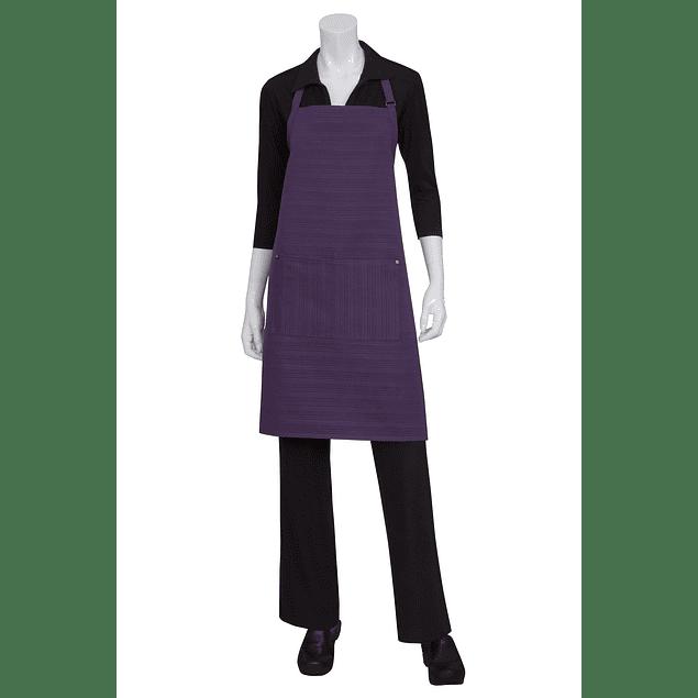 Pechera Urban Ab030-Pur Purpura