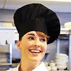 Chef Hat Negro
