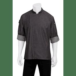 Chaqueta H Jeans Gramercy Negro