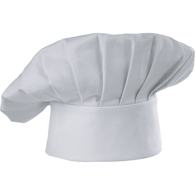 Gorro Chef Works Chef Hat Blanco 54abc0ca7a9
