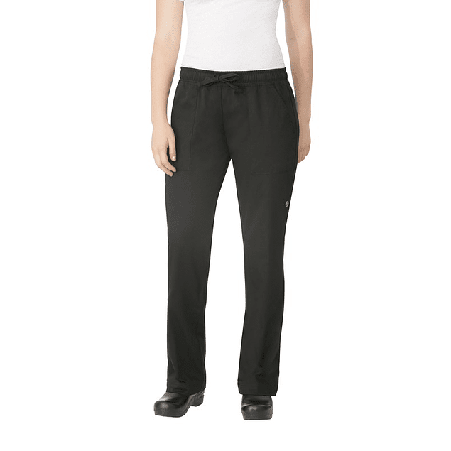 Pantalon Baggy Mujer Negro 9a2c868c569e