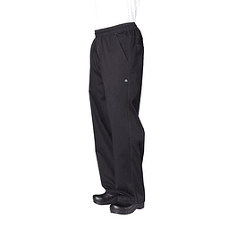 Pantalon Lightweight Baggy Coolvent Negro