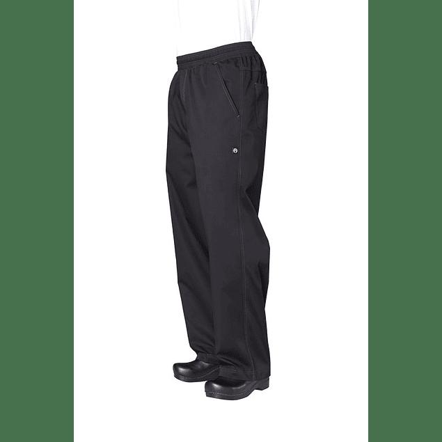 Pantalon Lightweight Baggy Coolvent Negro