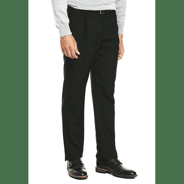 Pantalon Hombre Vestir Negro