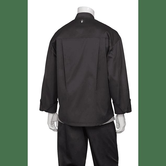 Chaqueta Amalfi Negra Negro V/G - Cool Vent