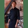 Chaqueta Chef Shirt Negra Negro