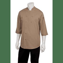 Chaqueta Chef Shirt Khaki