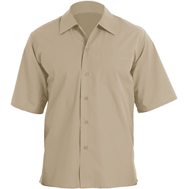 Cafe Shirt Khaki
