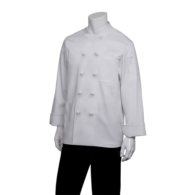 Chaqueta Seguridad Unisex Culinary + Bordado Nombre e Instituto
