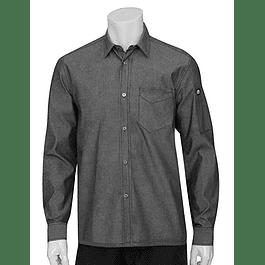Camisa Urban Ditroit Negra