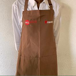 Pechera Inacap Cafe - Alumnos Nuevos