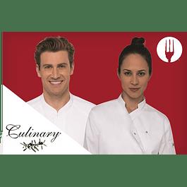Set Clásico Unisex Culinary