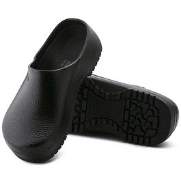 Zueco Super Birki - Birkenstock Negro