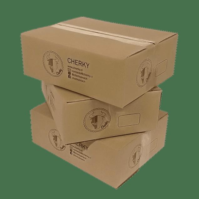 3 cajas de 30 unidades