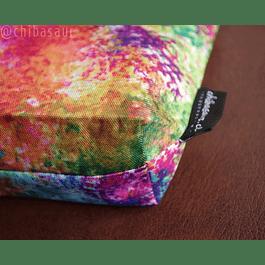Cosmetiquero con fuelle Explosión de color