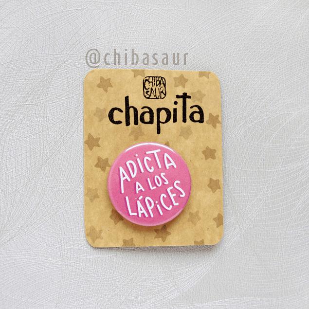 Chapita Adicta a los Lápices