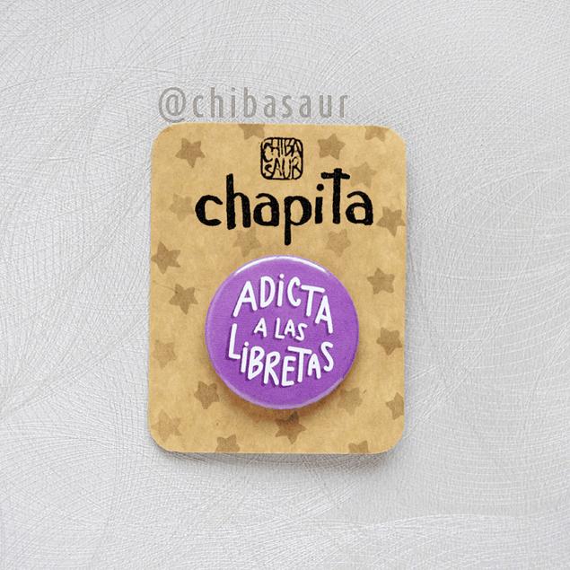Chapita Adicta a las Libretas