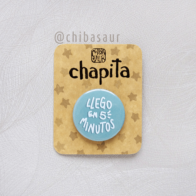 Chapita 5 minutos