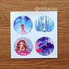 Set de stickers 4