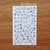 Set de stickers 9